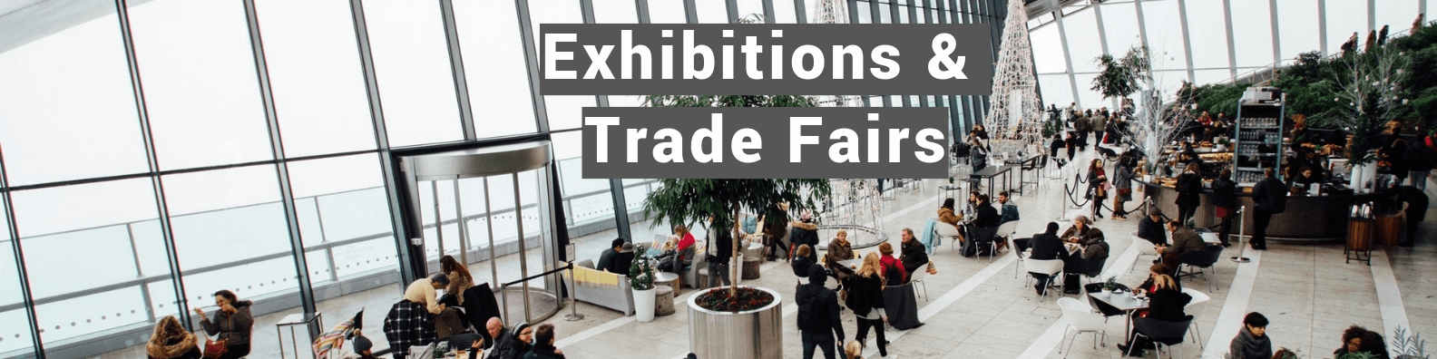 Chinese Interpreters for Exhibitions and Trade fairs